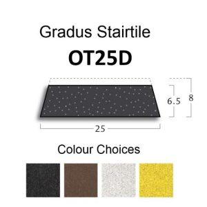 Gradus Stairtile OT25D