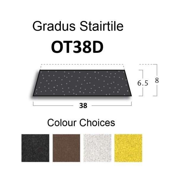 Gradus Stairtile OT38D