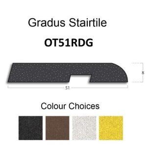 Gradus Stairtile OT51RDG