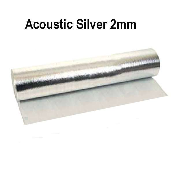 AS2 Acoustic Silver Underlay