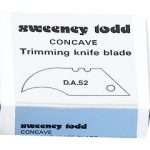 Sweeney Todd Concave Trimming Knife Blade