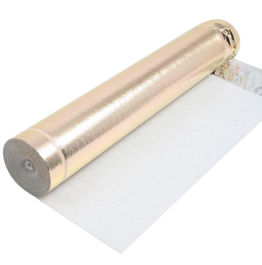 Unibase Gold 3mm Wood Flooring Underlay