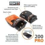 Fento 100 Professional Work Trousers Knee Pad Inserts