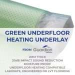 Guardian_Green_Underlfoor_heating_underlay_for_wood_floors